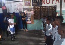 juvenile boxing champions