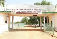 Ck Tedam University