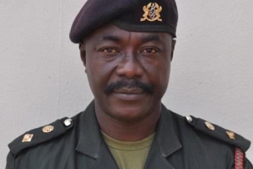 Colonel Eric Aggrey Quarshie