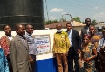 Commissioning Borehole