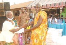 Domeabra Chief Donation
