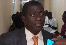 Dr Oheneba Owusu Danso