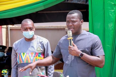 Dr Samiu Kwadwo Nuamah