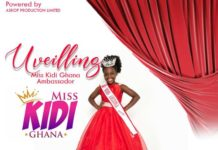 Entertainment Miss Kidi