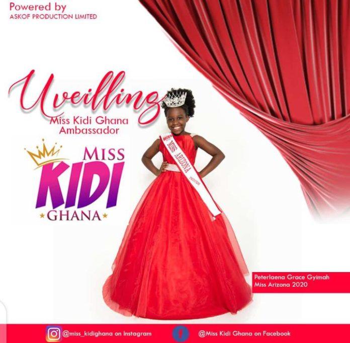 Entertainment Miss Kidi