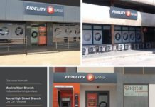 Fidelity Branches
