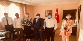 Ghana Turkey Trade Mission