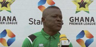 Johnson Smith Interim Head Coach Of Asante Kotoko