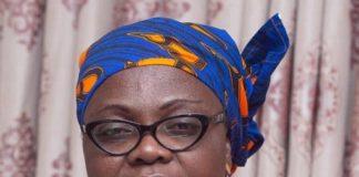 Madam Justina Owusu Bahanene
