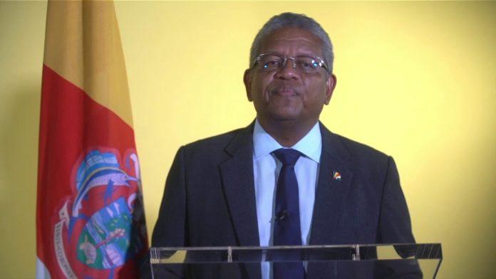 Seychelles President Wavel Ramkalawan