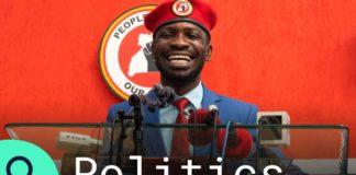 Robert Kyagulanyi (Bobi Wine)