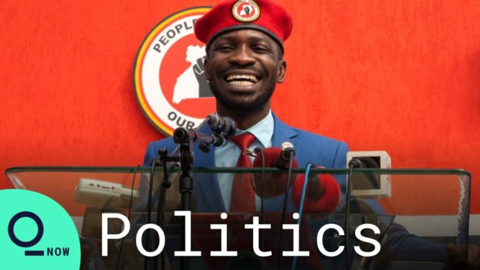 Robert Kyagulanyi (Bobi Wine)