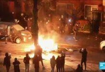 Netherlands riots