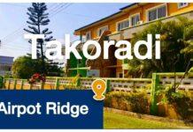 Airport Ridge in Takoradi