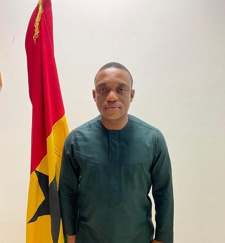 Mr Akwasi Agyeibi Prempeh