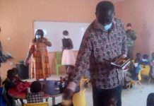 Mr Kwabena Panin Nkansah