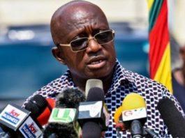 Mr Simon Osei Mensah