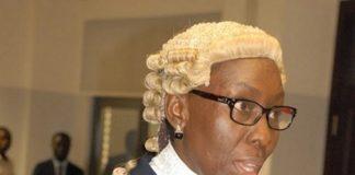 Mrs Marietta Brew Appiah Oppong