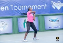 Tennis Star Naa Mckorley