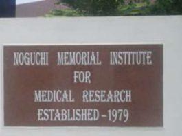 Noguchi Memorial Institute for Medical Research (NMIMR)