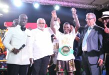 A Loyal Friend Of Ghana Boxing
