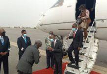 Politics Arrival Presidents