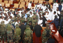 Politics Parliament Military