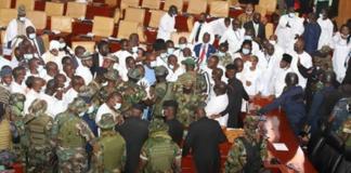 Politics Parliament Military