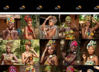 Pose For Africa Reality