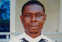 Rev Dr J K Amoh