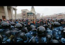 Navalny supporters