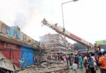Fire outbreaks in Kumasi