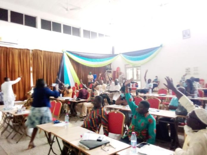 GNECC elections