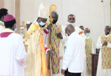 Most Reverend Professor Daniel Yinkah-Sarfo