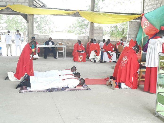 Social Priests Ordination