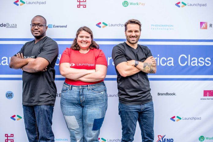 Team Oze At Google Launchpad Africa