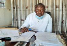 Mr David Amoabil Afoko