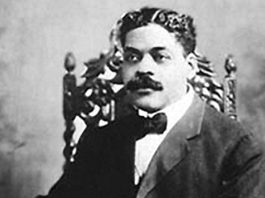 Arturo Alfonso Schomburg As A Young Man