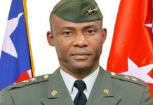 Chief Of Staff Prince C Johnson
