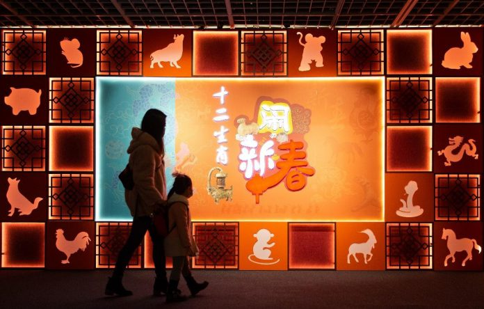 As an essential part of Chinese folk culture, the Twelve Chinese Zodiacs, a classification system based on the Chinese lunar calendar, assigns an animal and its reputed attributes to each year in a repeating 12-year cycle. (Photo by Su Yang / People's Daily Online)