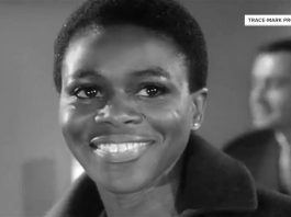 Cicely Tyson During The 1960