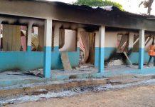 Classroom Burning
