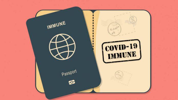 Covid Vaccine Travel Passport