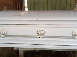 Crime Coffin Theft