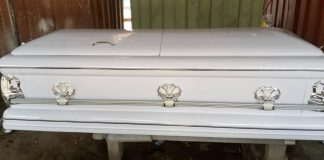 Crime Coffin Theft