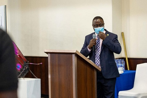 Dr Fred Kyei Asamoah