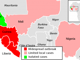 Ebola Virus Epidemic In West Africa