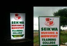 Seikwa Nursing and Midwifery Training College
