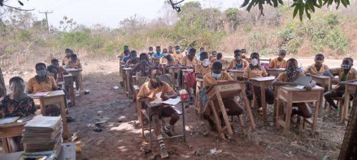 Education School Infrastructure