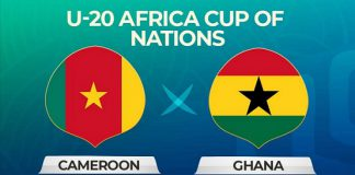 Ghana Cameroon Caf Under Game